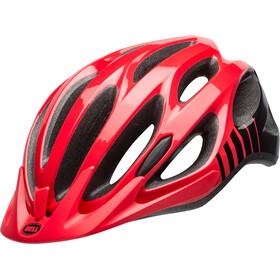 Bell Traverse Cykelhjälm röd